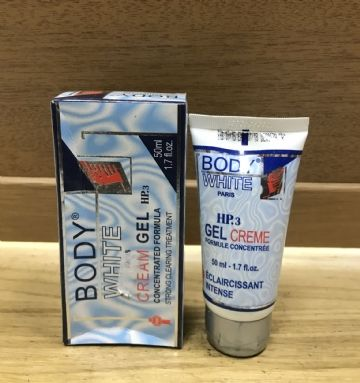 Body White  Paris Body Lightening Products