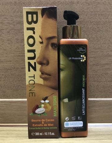Bronz Tone Maxi Tone Lightening Products