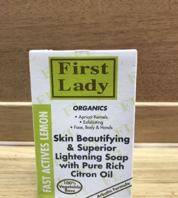 First Lady Skin Fast Actives Soap products