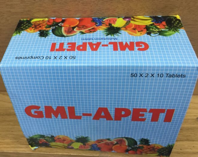 GML Apeti Tablets For Weight Gain