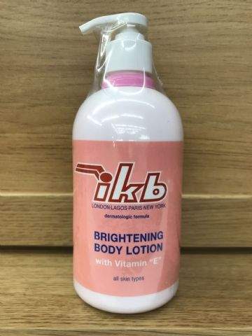 IKB SKIN BRIGHTENING PRODUCTS