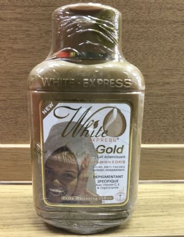 WHITE EXPRESS GOLD  EXTRA WHITENING PRODUCTS